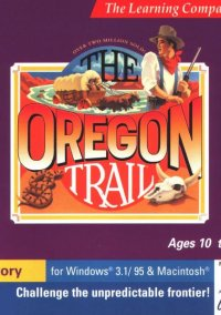 The Oregon Trail - Classic Edition – фото обложки игры