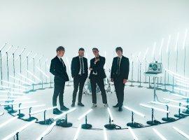 Группа Enter Shikari выпустила сингл Stop The Clocks. Теперь исклипом!