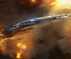 Опубликован первый ролик аттракциона по Mass Effect