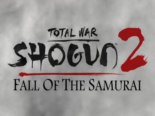 Total War: SHOGUN 2 — Закат самураев. Дневники разработчиков