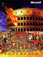 Age of Empires: The Rise of Rome – фото обложки игры