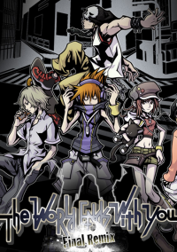 The World Ends with You: Final Remix – фото обложки игры