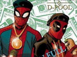 Marvel сделает из своих персонажей звезд хип-хопа