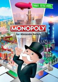 Monopoly for Nintendo Switch – фото обложки игры