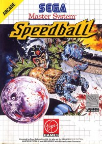 Speedball – фото обложки игры
