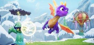 Spyro Reignited Trilogy. Анонсирующий трейлер