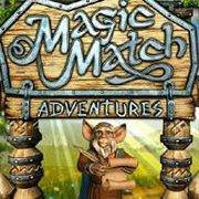 Magic Match Adventures – фото обложки игры