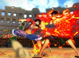 One Piece: Burning Blood выйдет на PS4, PS Vita и Xbox One в 2016 году