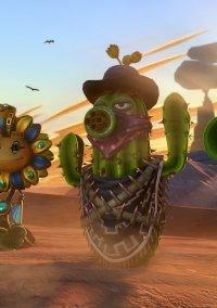 Plants vs. Zombies: Garden Warfare - Zomboss Down – фото обложки игры
