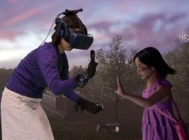 Виртуальная реальность наодин день вернула матери умершую дочку