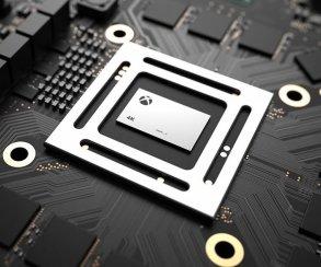 Microsoft анонсировала Project Scorpio из-за утечек оPS4 Pro