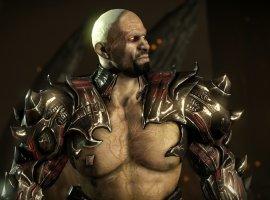 BossLogic изобразил Терри Крюса в образе Джакса из Mortal Kombat. И эта идея понравилась Эду Буну!