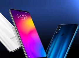 Представлен бюджетный смартфон Meizu Note9