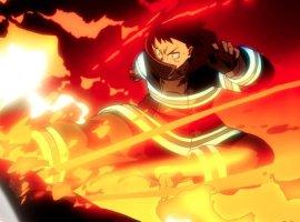 Яростное пламя пылает вновом трейлере аниме Fire Force. Отсоздателей «ДжоДжо» иSoul Eater!