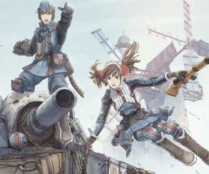 На PS4 выйдут новая Valkyria Chronicles и ремастер оригинальной игры