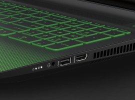 HP представила линейку доступных игровых ноутбуков и десктопов Pavilion Gaming