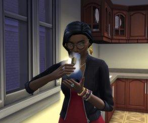 Моддер добавляет наркотики вThe Sims 4 изарабатывает 6000 долларов вмесяц