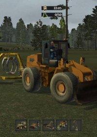 Woodcutter Simulator 2010  – фото обложки игры