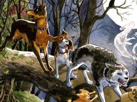 «Звери сБренного холма»— мрачная сказка про животных-экзорцистов