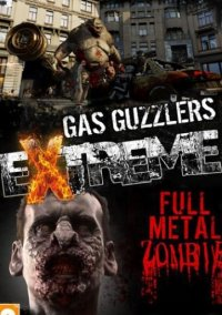 Gas Guzzlers Extreme: Full Metal Zombie – фото обложки игры