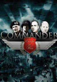 Commander: Europe at War – фото обложки игры
