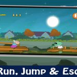 Скриншот Granny Vs. Zombies - Running Game to Escape the Dead – Изображение 2