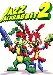 Jazz Jackrabbit 2: The Secret Files