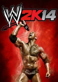 WWE 2K14 – фото обложки игры