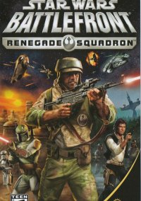 Star Wars Battlefront: Renegade Squadron – фото обложки игры
