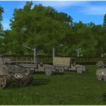 Скриншот Combat Mission: Battle for Normandy Commonwealth Forces – Изображение 5