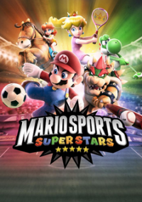 Mario Sports Superstars – фото обложки игры
