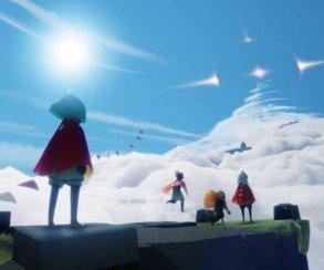 Взгляните нагеймплей игры Sky отсоздателей Journey. Магия прямо наiOS!