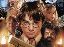 Гарри Поттер иогнестрел: фанат переделал «Философский камень», раздав героям оружие