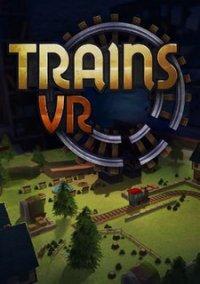 Trains VR – фото обложки игры