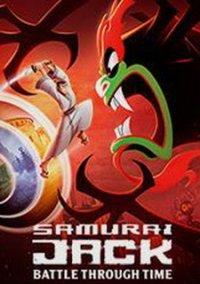Samurai Jack: Battle Through Time – фото обложки игры