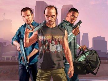 Серия игр Grand Theft Auto (GTA)