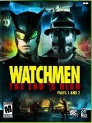 Watchmen: The End Is Nigh Episode 2 – фото обложки игры