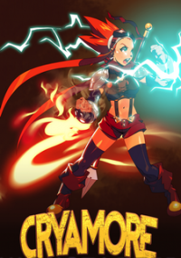 Cryamore – фото обложки игры