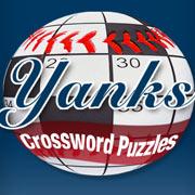 Yanks Crossword Puzzles – фото обложки игры