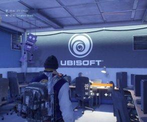В The Division обнаружили заполненный пасхалками офис Ubisoft