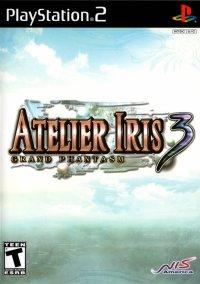 Atelier Iris 3: Grand Phantasm – фото обложки игры