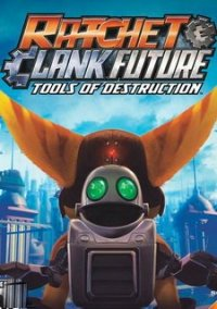 Ratchet & Clank Future: Tools of Destruction – фото обложки игры