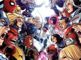 Слух: Marvel планирует снять фильм, где Мстители столкнутся сЛюдьми Икс