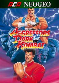 ACA NEOGEO AGGRESSORS OF DARK KOMBAT – фото обложки игры