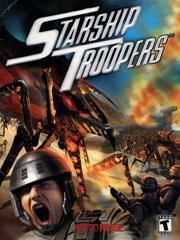 Starship Troopers: Terran Ascendancy – фото обложки игры