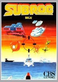 SubRoc – фото обложки игры