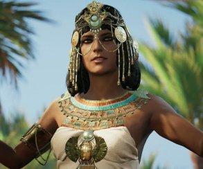 «Полный бред!» Эксперты опровергли развратное поведение Клеопатры из Assassin's Creed: Origins
