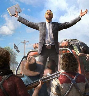 Far Cry 5 и Ветвь Давидова