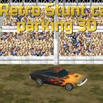 Скриншот Retro Stunt Car Parking 3D – Изображение 1