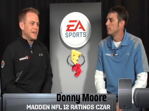Madden NFL 12. Интервью